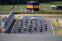 27.07.-29.07.2018 Schleizer Dreieck /  IDM - Internationale Deutsche Motorradmeisterschaft