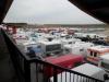 Hier ein Überblick vom Fahrerlager in Franciacorta bei Klassik-Motorsport