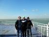 Calais...wir legen ab....